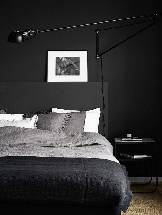 lessismore-interieur-black-bedroom