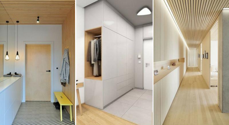 LM Interieur - Un hall d'entrée beau et fonctionnel