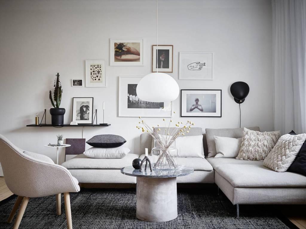 LM Interieur - Appartement pour 4 - Salon