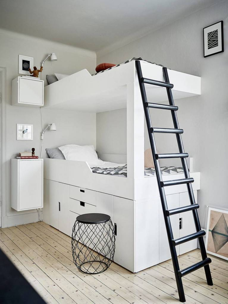 LM Interieur - Appartement pour 4 - lits enfants