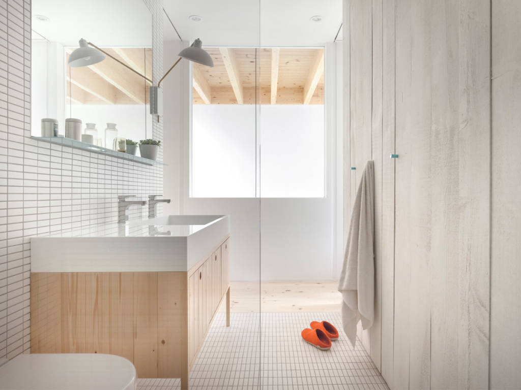 La Shed - Maison Clark - Salle de bain
