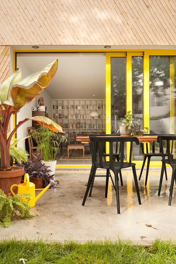 La Shed - Maison Clark - Terrasse