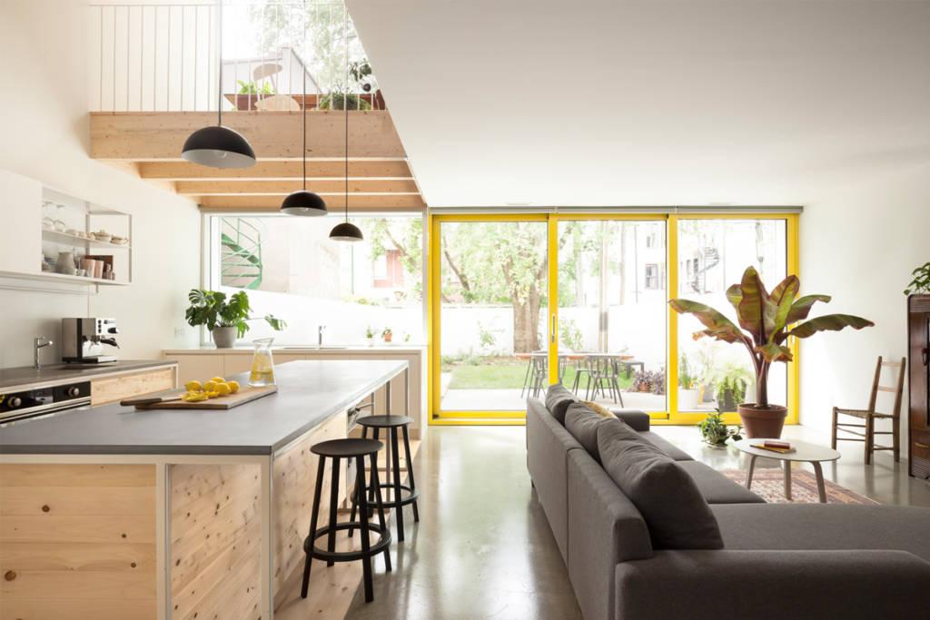 La Shed - Maison Clark - Interieur 1