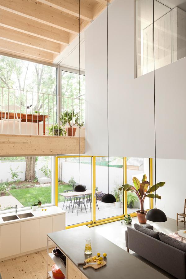 La Shed - Maison Clark - Interieur 2