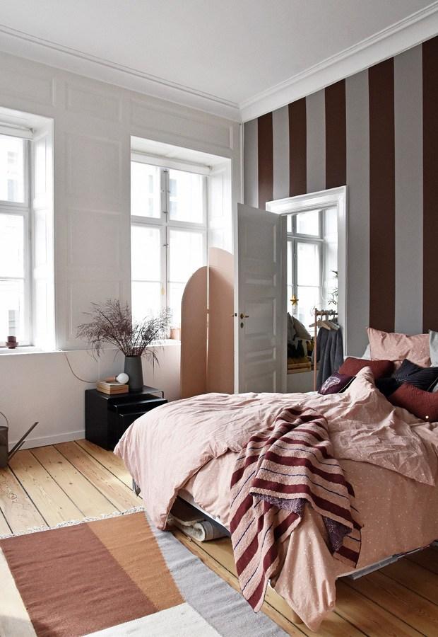 ferm living chambre terracotta