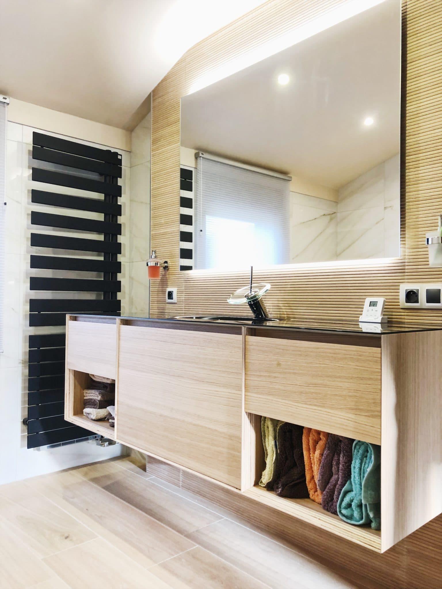 Projet Spa - Rénovation salle-de-bain
