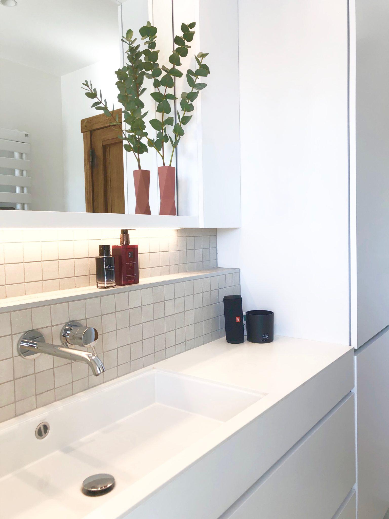 Projet Chaineux - Rénovation salle-de-bain
