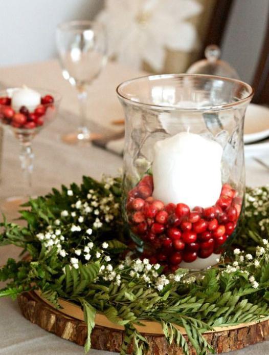 astuces fêtes simples idée déco table noel