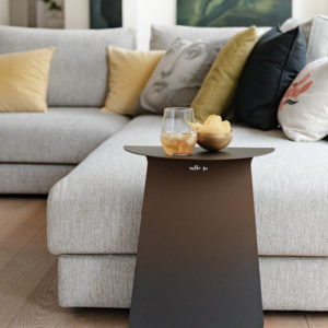 Mlle Jo table d'appoint youmy bronze
