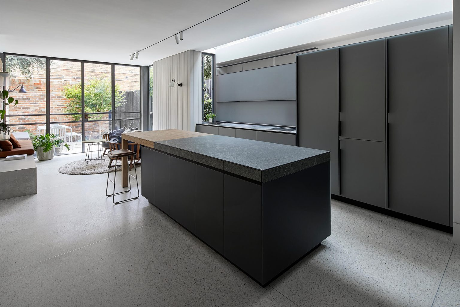 dream house tour south melbourne kitchen