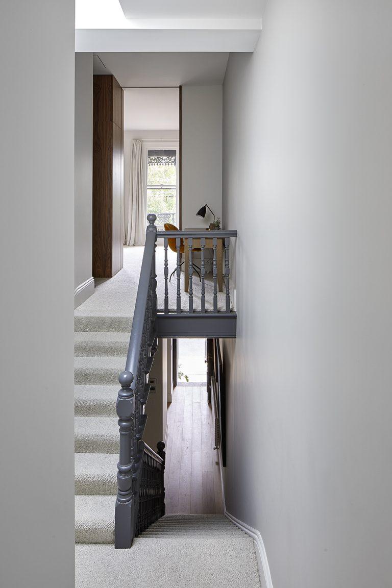 dream house tour south melbourne escalier