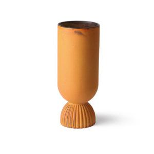 Vase HKLiving terracotta