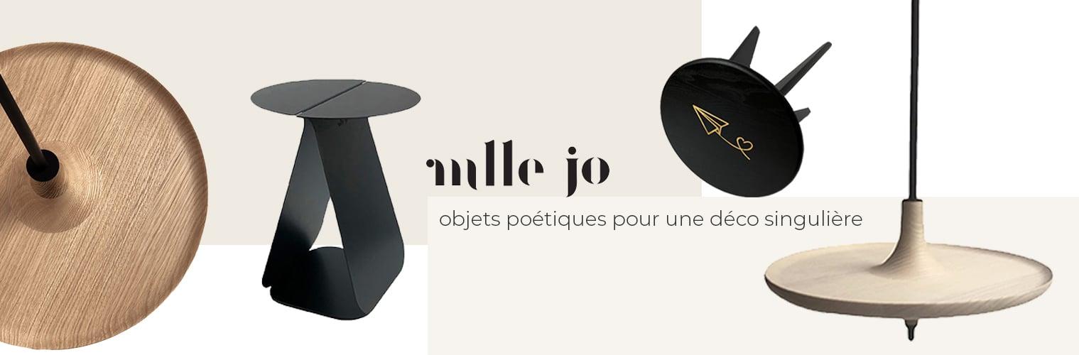Mlle Jo - objets poétique pour déco singulière