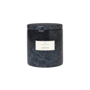 Bougie parfumée agave en marbre blomus
