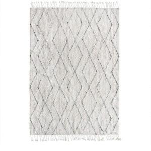Tapis berber en coton