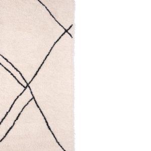 HK Living tapis berber zig zag