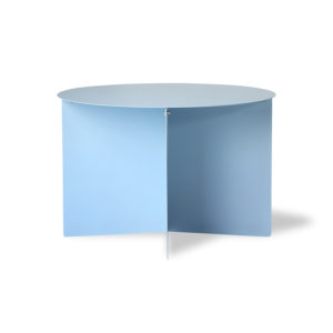 Table d'appoint HKL bleu