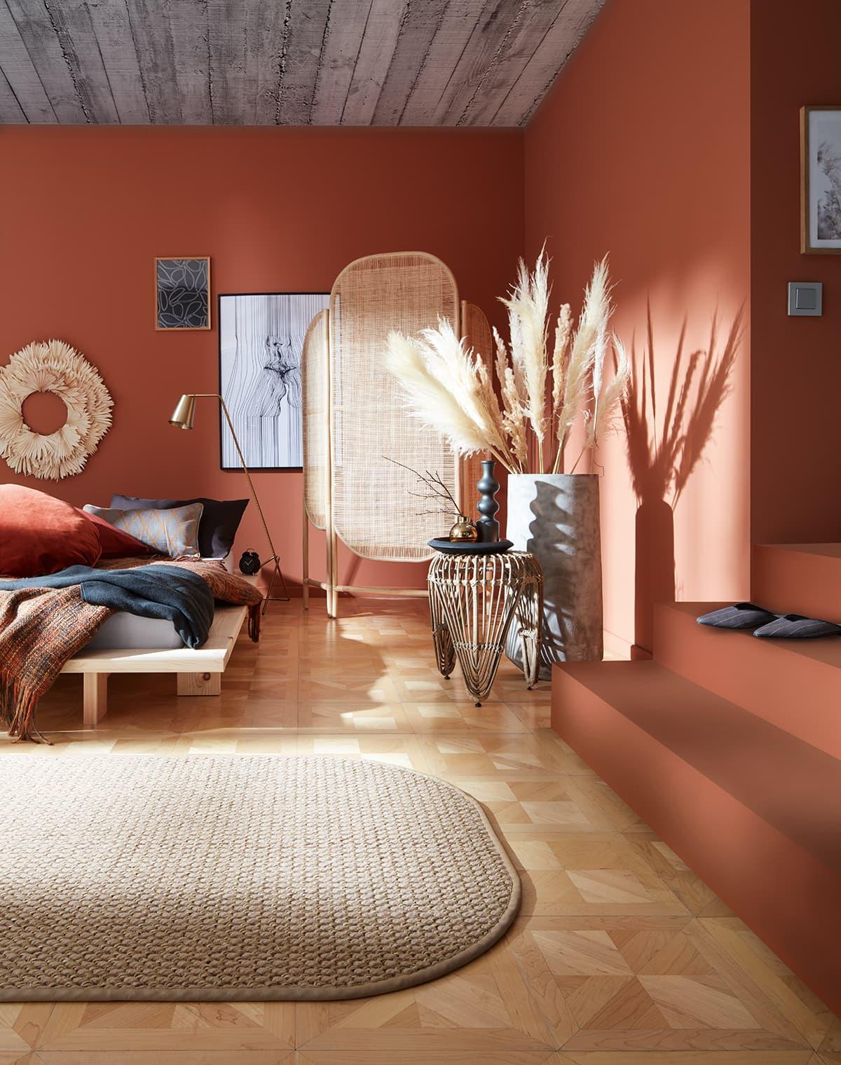 tapis-de-chambre-beige-arrondi-arha-studio