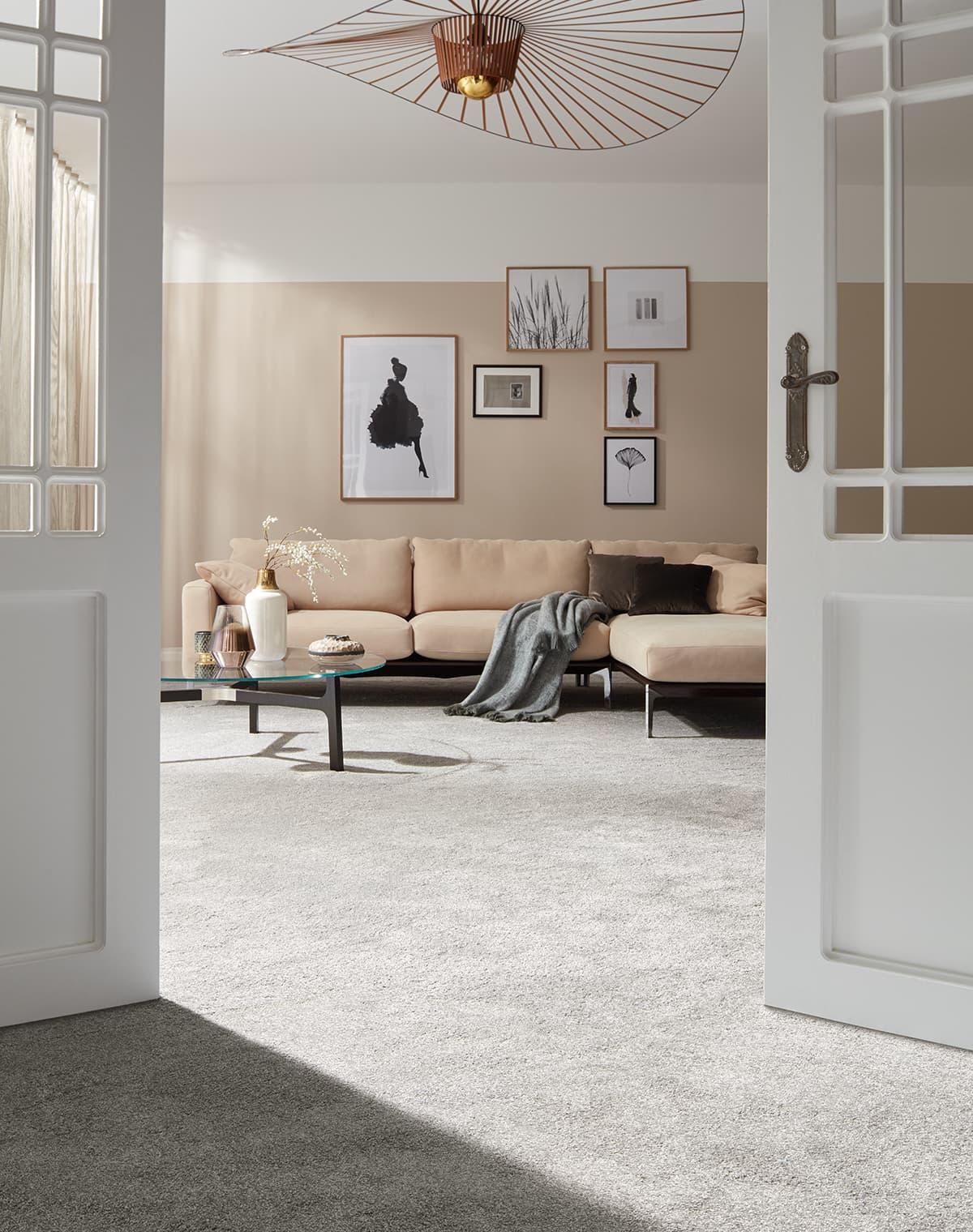 tapis-gris-salon-décoration-arha-studio