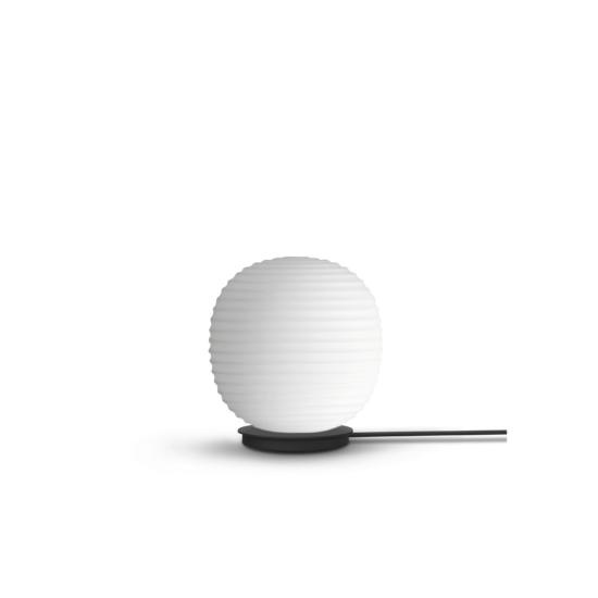 Lantern Table Globe Small White Background