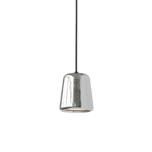 Material Pendant Stainless Steel White Background
