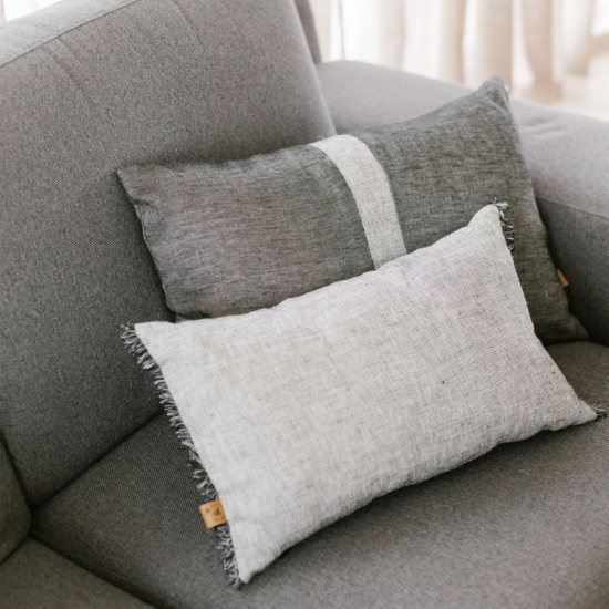 coussin-100%-lin