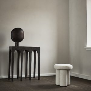 Bow Console - Clam Table Lamp - Big Foot - Mood